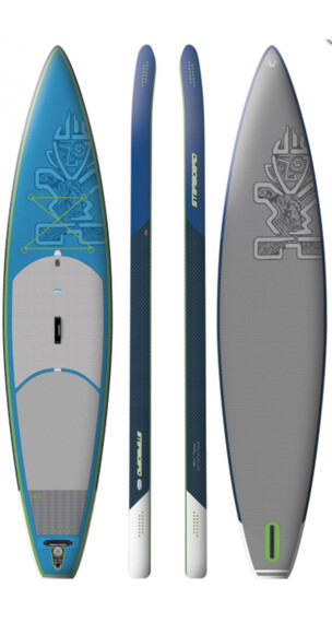 "Starboard Touring Zen Inflatable Sup 12'6"" X 31"" X 4,75"""